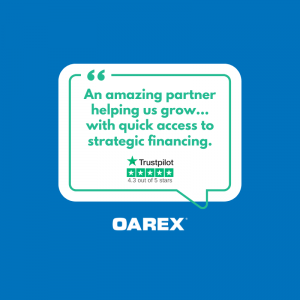 oarex customer service