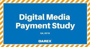 digital media payment study